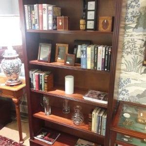 Bookcase - Open 183 x 229