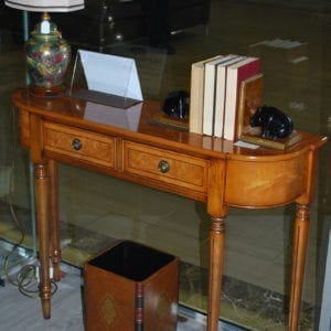 Console - Bow, 2 drawer