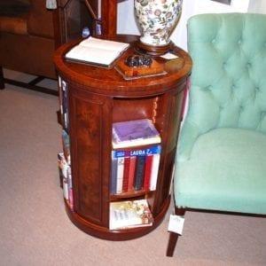 Round Bookcase