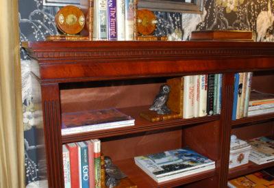 B7 150x35x93 Bookcase.Tv Stand