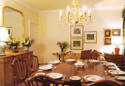 Classic furniture kramerville DINING ROOM