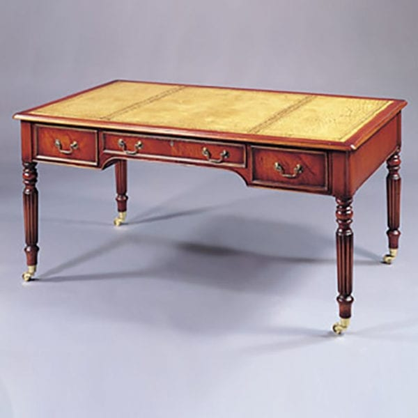 Writing Desk - Regency (Tan)