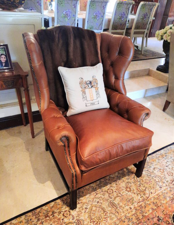 Browns Wing Chairclassic furniture antique